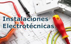INSTALACIONES ELECTROTECNICAS